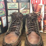 Red Wing 9185 Wabasha Chukka Boot x J.Crew ตัวนี้RED WING
