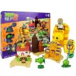 เลโก้ซอมบี้ Boss Ancient Egypt อียิปต์โบราณ [Plants vs. Zombie]