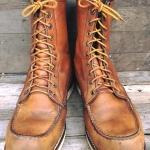 VintageRedwing877 size 9.5D