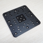 C-Beam Gantry Plate - XLarge (Black)