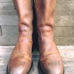 Redwing2281 Safety boot หัวเหล็ก size 8.5D