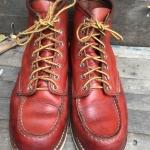 Redwing 8131 size 6.5E