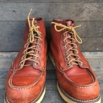 VintageRedwing8875หมาครึ่งวงกลมยุค90 size 6.5D