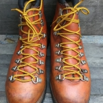 RED WING 825 IRISH SETTER HIKING MOUNTAINEERING BOOTS