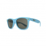 Knockaround Fort Knocks Sunglasses - Turquoise / Smoke