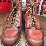 9.Sale #Redwing8131 มือสอง size 7E