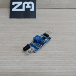 IR Infrared 3-wire Reflective Photoelectric Sensor Module Robot