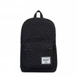 Herschel Pop Quiz Backpack - Black Gridlock