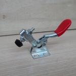 GH-201 Horizontal Type Toggle Clamp 27kg Holding Capacity