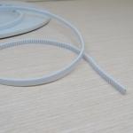 2GT-6mm Timing Belt Steel Core สีขาว (สานแถบเส้นเหล็กในสายพาน ราคา/1เมตร)