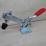 GH-225-D Horizontal Type Toggle Clamp 227kg Holding Capacity