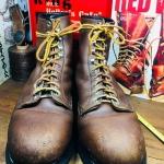 Redwing safety boot หัวเหล็ก 10.5EE