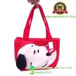 กระเป๋าช็อปปิ้ง สนูปปี้คลาสสิค [Peanuts Worldwide]