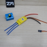 3 Phase Brushless Motor Speed Controller PWM 30A 12V DC
