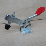 GH-201-B Horizontal Type Toggle Clamp 90kg Holding Capacity