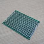 5x7cm 2.54mm Double Side Prototype PCB DIY