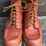 Redwing8875 size 8.5E