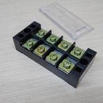 Terminal Blocks TB-4504 (600V 45A 4P) Patch Panel Wiring Row Junction Box