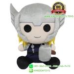 ตุ๊กตา Thor ท่านั่ง 10 นิ้ว [Marvel]