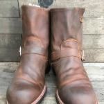 Redwing 3356 Short Engineer Copper boot หัวไม่เหล็ก