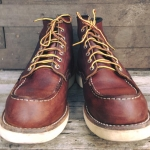 4.#REDwing8138 size7.5D