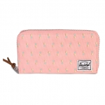 Herschel Thomas Wallet - Peach Pineapple / RFID - Embroidery Collection