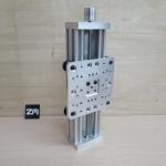 C-Beam Linear Actuator 195mm Travel Bundle + XLarge Plate