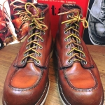 9.Vintage Red wing 8131 size 7E