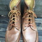 New england outerwear USA handmade boots size9/27cm
