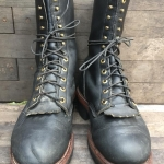 Chippewa logger boot size9EE