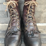 Vintage Viberg's boot size 9