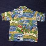 HAWAII. reyn Spooner MADE IN HAWAII ไซร์. M