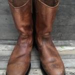 80.Redwing boot safrty หัวเหล็ก size 11.5 EE