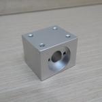 Aluminium housing สำหรับ Copper Nut 8mm