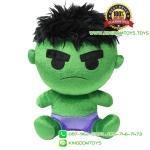 ตุ๊กตา The Hulk ท่านั่ง 10 นิ้ว [Marvel]
