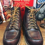 5.Redwing8138 size 10D
