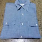Shirt. Chambray BIG MAC