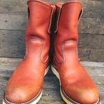 VintageRedwing866 size 6D