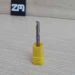 Single Flute Aluminium cutting Bit 4x4x12 (SHKxCEDxCEL)