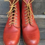 Red wing 8166 size 9.5D
