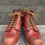 Redwing8131 size 9E