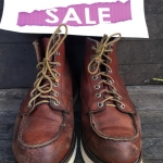 19.SALE#VintageRedwing8131 size 9E