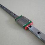 MGR12 Linear Guide ยาว 1000mm + MGN12H Sliding Block
