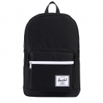 Herschel Pop Quiz Backpack - Black / Black