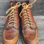 VintageRedwing875 ป่ายข้าง1990 size 11B