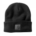 Carhartt Black Label Watch Hat - Black