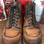 5.Red wing 1907 size 10.5D