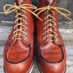 Redwing875มือสอง size 9E