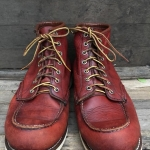 93.Redwing8875 boot size 8.5E