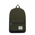 Herschel Pop Quiz Backpack - Forest Night / Black